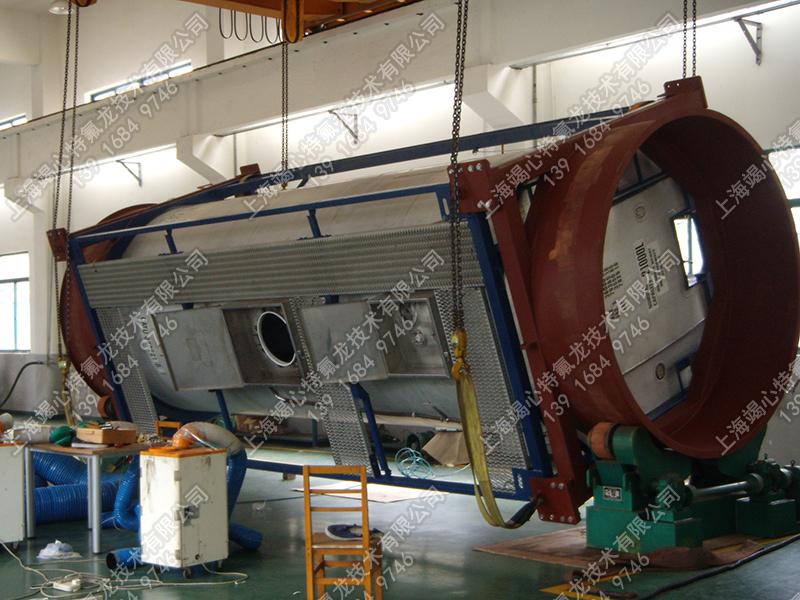 四氟衬里产品-D2300出口集装箱衬氟
