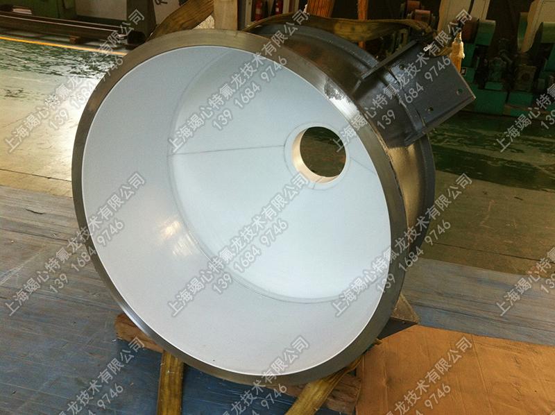 四氟衬里产品-高纯硅设备衬氟