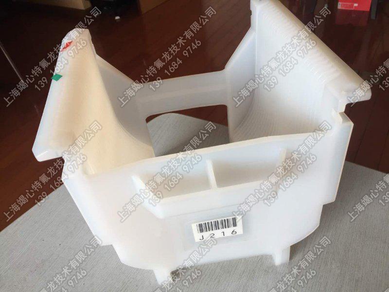半导体产品四氟槽焊接-PFA清洗花篮