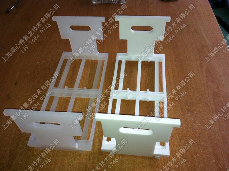 半导体产品四氟槽焊接-半导体清洗篮